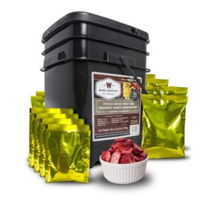 (40-50120) 120 Serve Fruit Bucket Lifestylea
