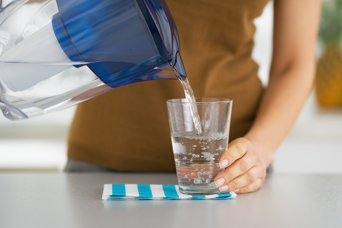 Water Filters and WaterBricks A One-Two Punch Against Waste